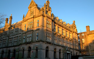The Shankly Hotel, Preston   by Tony Worrall