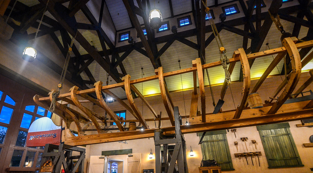 Boatwright S Dining Hall Review Wandering In Disney