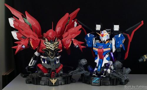 BSC Zeta Gundam Bust 1 | by MT Falldog