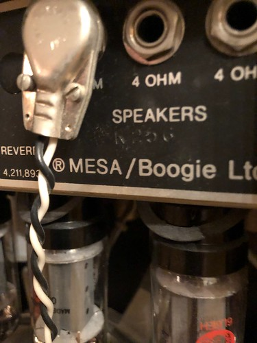 MESA/Boogie Mark 2B Coliseum | by thebazzanos@sbcglobal.net