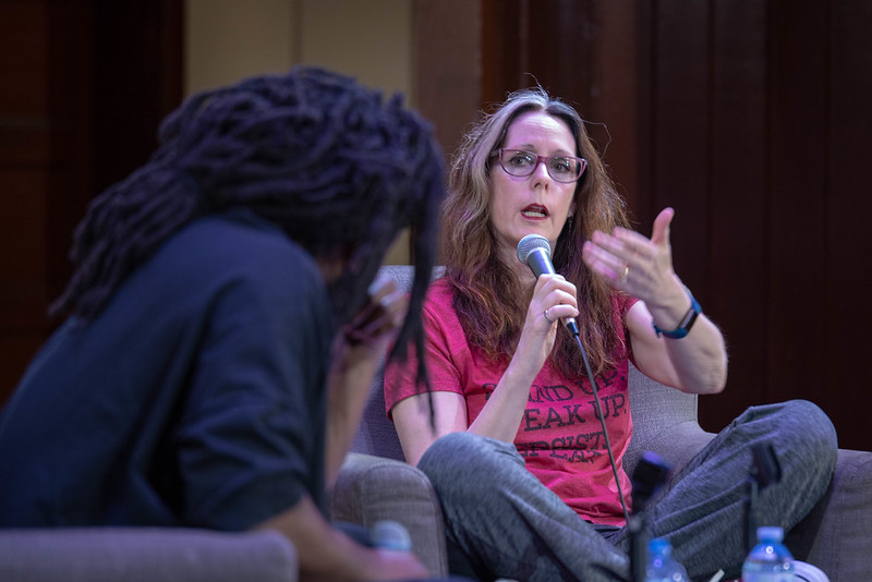 Writing Tough Topics with Laurie Halse Anderson and Jason Reynolds
