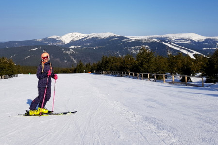 """Tipy SNOW tour: Špindlerův Mlýn – Svaťák i Hromovka v jarním """"topu"""""""