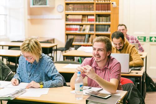 Inside the Greek Class