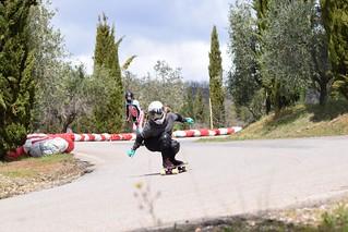 girl skater | by Thrill Longboard Magazine