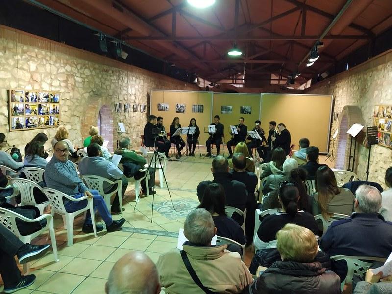 (2019-02-17) Concierto de cámara en el Forn Cultural - José Vicente Romero Ripoll (4)