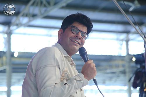 Rakesh Mutreja from Avtar Enclave Delhi, expresses his views