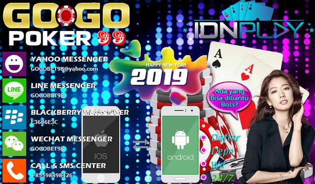 Agen Poker Idnplay Android Dan Ios Terbaru 2019 Poker99 Flickr