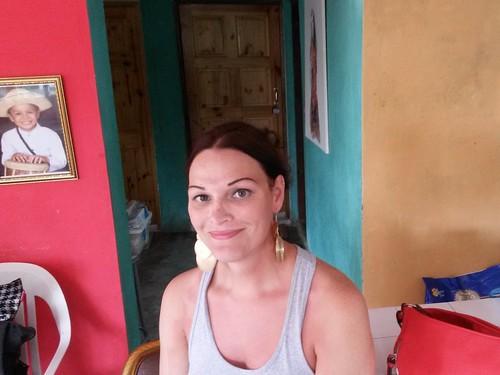 Jessica in Panam