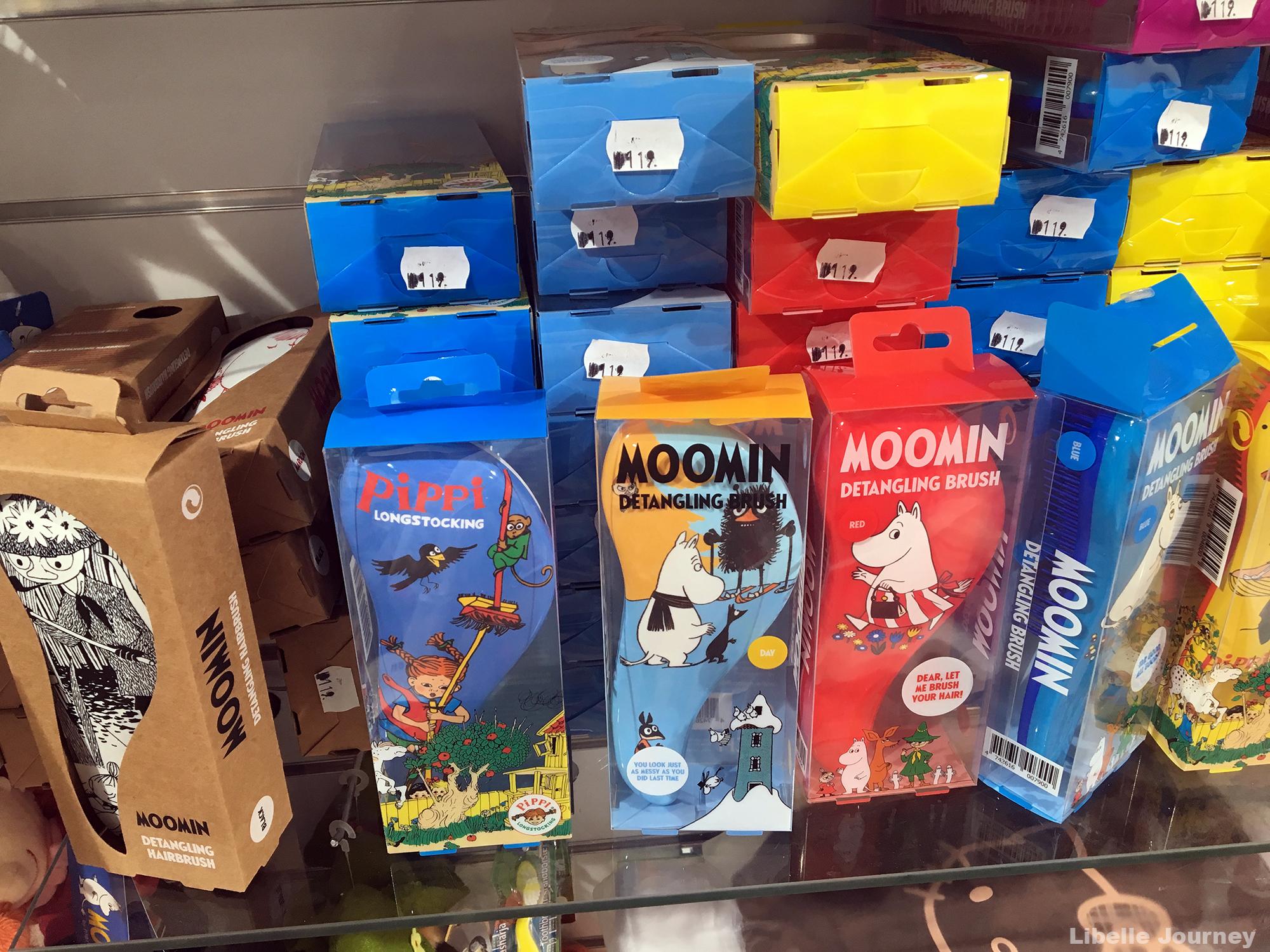 Moomin souvenirs