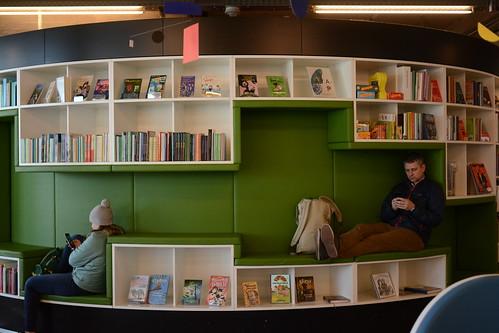 Library in Helsingør | by Jodimichelle