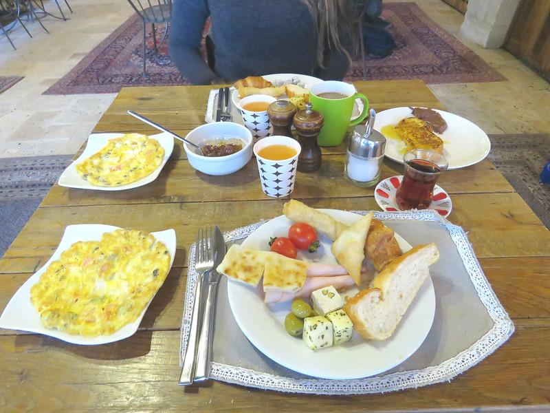 Desayuno Turquia 2