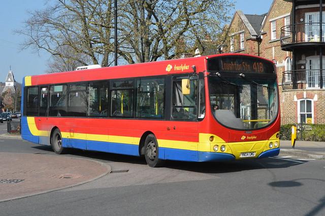 (YN04 GMG)  Wright Trustybus