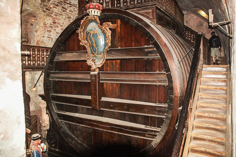 海德堡城堡大酒桶 3