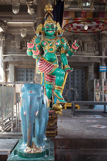 Kapaleeshwarar Temple, Chennai, Tamil Nadu, India
