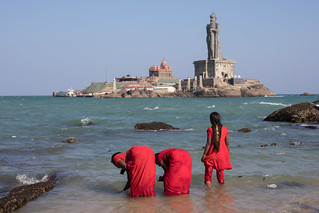 Colourful India, Kanyakumari | by Geraint Rowland Photography