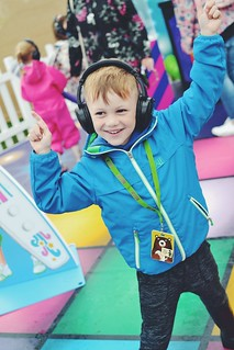 Silent disco kids activities   by gallop080
