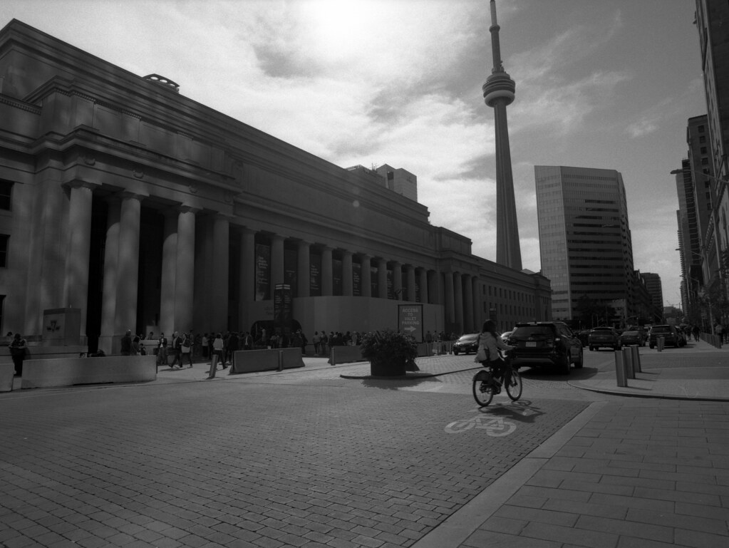 Project:1867 - Toronto's Union Station