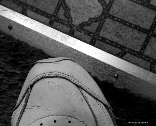 Toeing the Line | by cordeliasmom2012