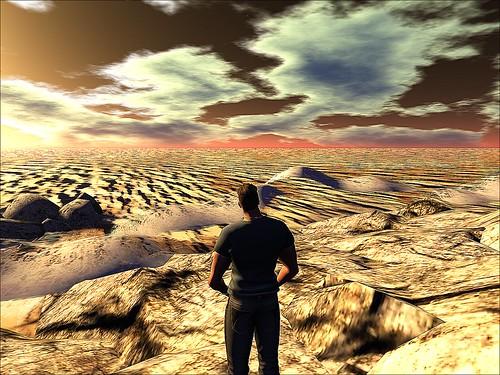 Amrum - Solitary Man | by mromani50