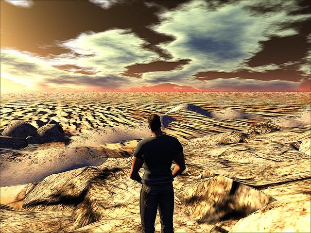 Amrum - Solitary Man