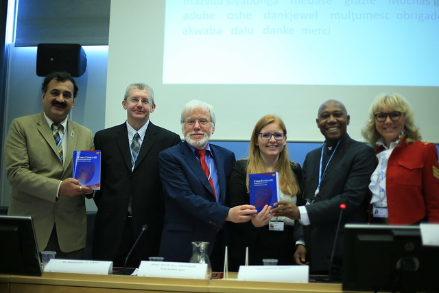 Cyber Ethics, Education and Security: Serving Humanity with Values Workshop, Geneva, Switzerland, 11 April 2019