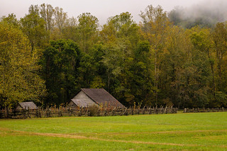 Mountain Farm Museum – Great Smoky Mountains NP | by Z-Imagery