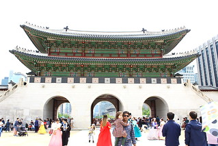 GYEONBOKGUNG PALACE | by Tugging the Luggage