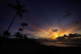 A Glorious Twilight In Hawaii | by El-Branden Brazil