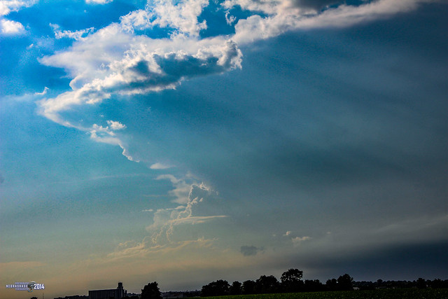 070714 - Late Afternoon Nebraska Thunderstorms 004 (Remastered)