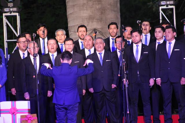 Presentación Navideña Coro Polifónico San Bernardo