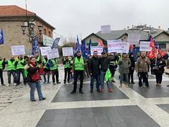 Concentración Alpedrete (21/12/2018)