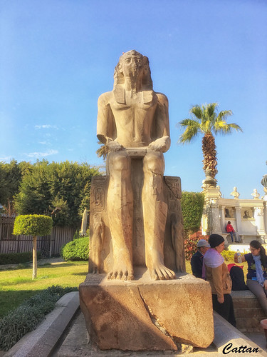 Egyptian Museum, Cario, Egypt | by cattan2011