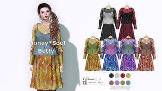 Honey*Soul Betty | by Honey*Soul (Youniss Rau)