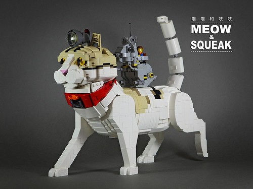 nEO_IMG_Meow and squeak_10 | by DOGOD Brick Design