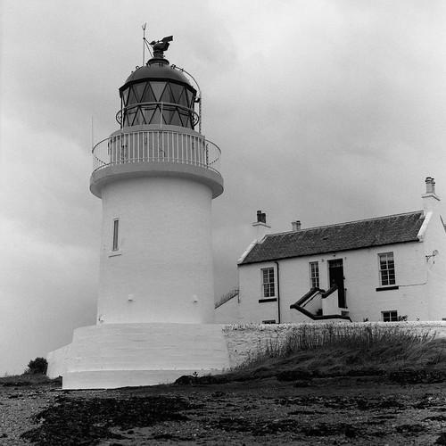 Corran Lighthouse | by Carl Hall Photography