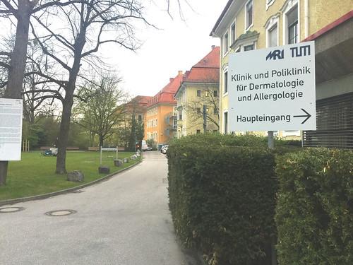 Poliklinik Biedersteiner Straße