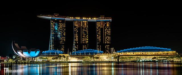 Marina Bay Sands @ Singapore