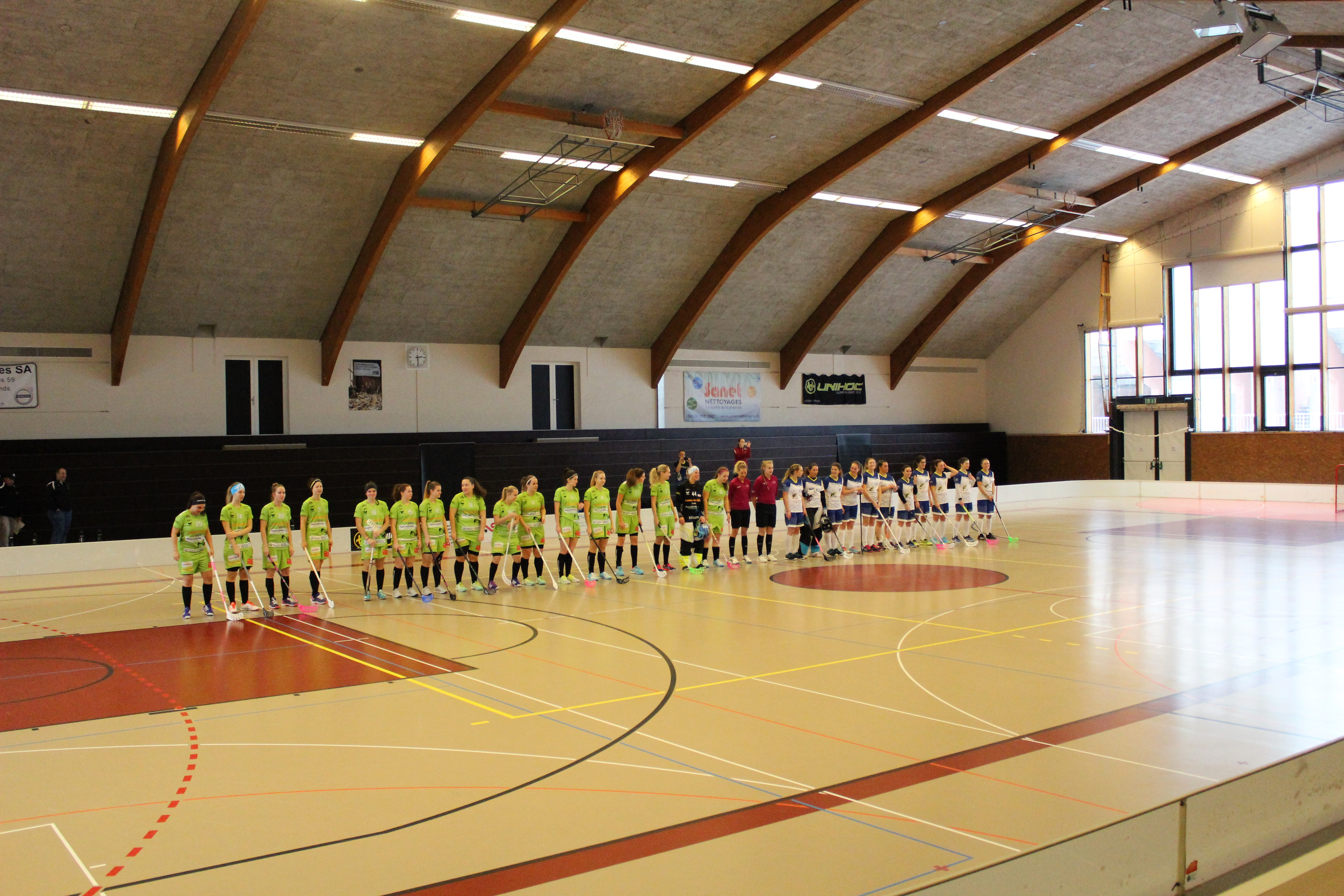 2019.01.12_1. Liga vs. La Chaux-de-Fonds