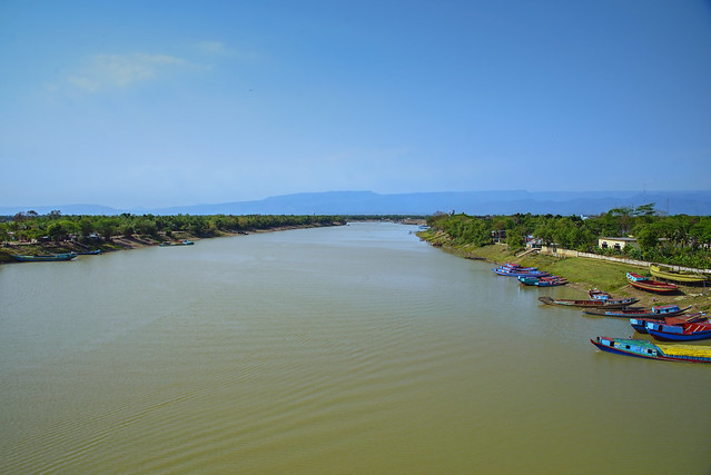 Landscape of Bangladesh