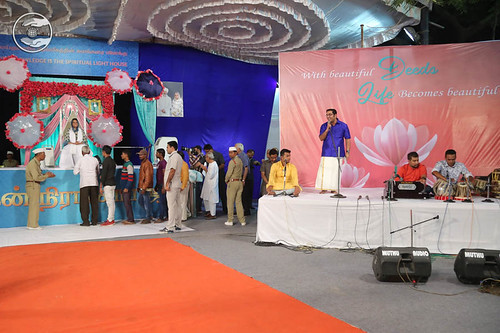Sindhi devotional song by Manish Bharti from Chennai