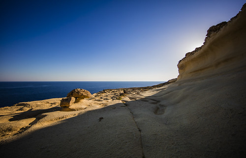 Gozo Coastal Erosion | by CraDorPhoto