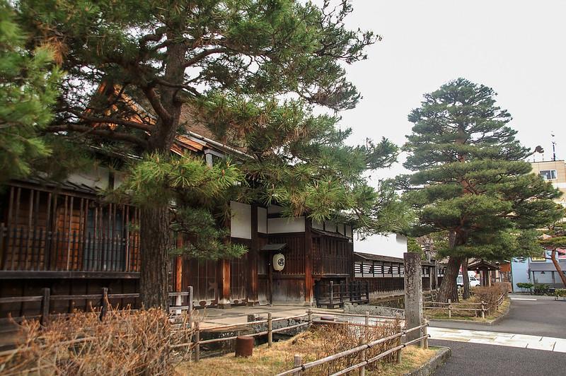 高山陣屋 2