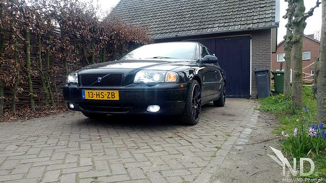 Volvo S80 2.4T OEM US Lights