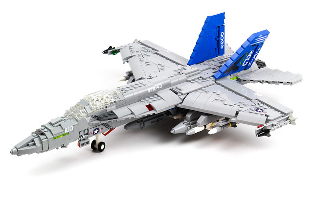 LEGO Fighterplane Jetfighter