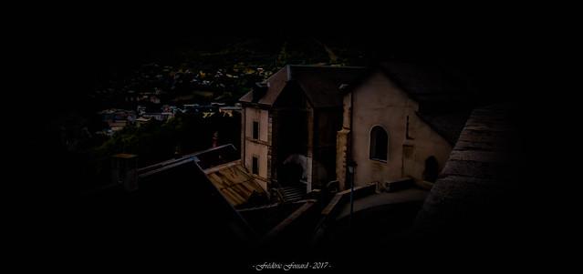 Mystère sur la Citadelle