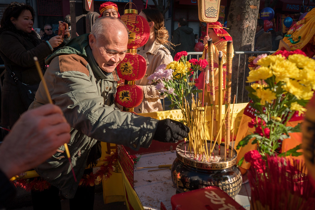 Chinese New Year Parade - Paris 2019 -40