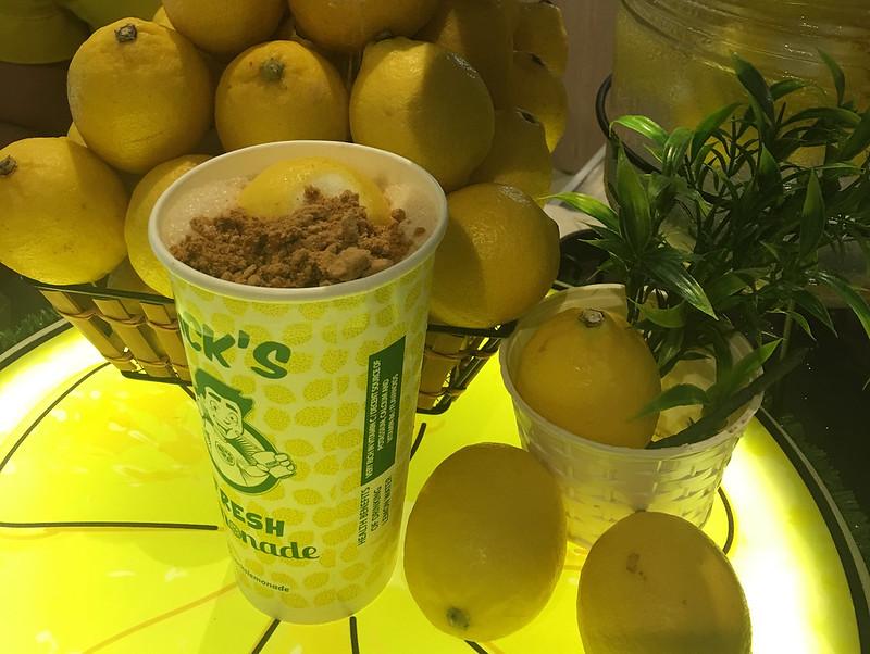 Jack's Lemonade, UP Town Center