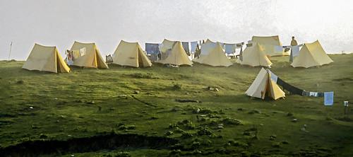 Milke Danda Camp