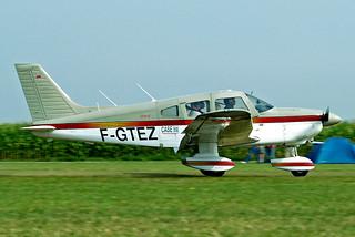 F-GTEZ   Piper PA-28-181 Archer II [2890165] Tannheim~D 24/08/2013