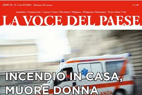 Noicattaro. copertina 9 front | by LA VOCE DEL PAESE